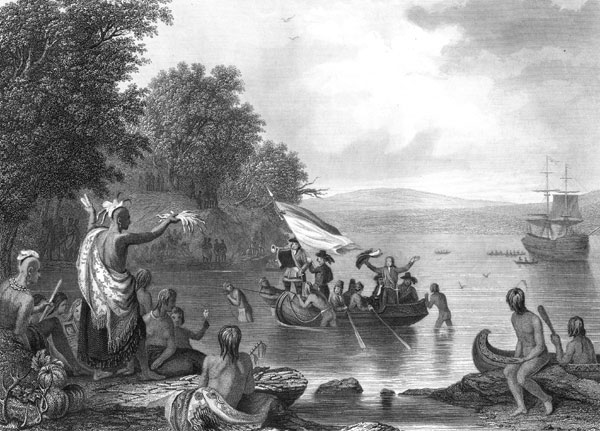Algonquin Indians People