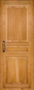 дверь межкомнатная деревянная из массива дуба СР-ФР
