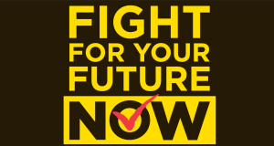 Fight for your Future Now