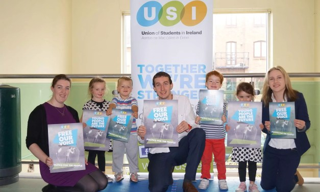 "Free Our Voice: USI Launch ""No"" Vote Campaign"