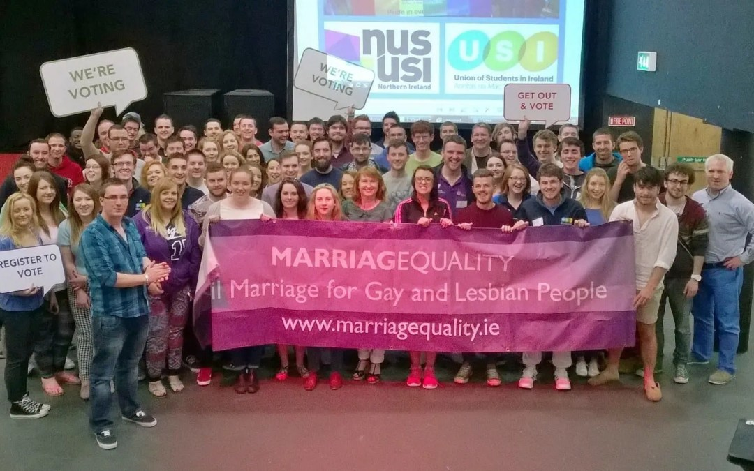 Winning Marriage Equality – a new year's resolution