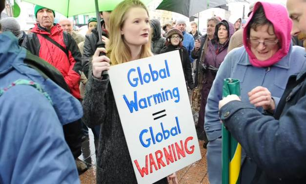 USI Criticises Government's Postponed Commitment to Climate Change