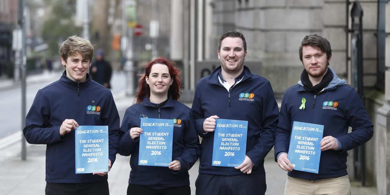 USI Launches its General Election Manifesto, focusing on Accommodation, Higher Education Funding and Repealing the 8th
