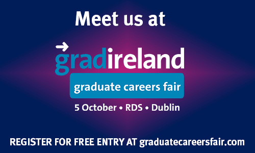 Get down to Ireland's best careers event to kick-start your career this autumn