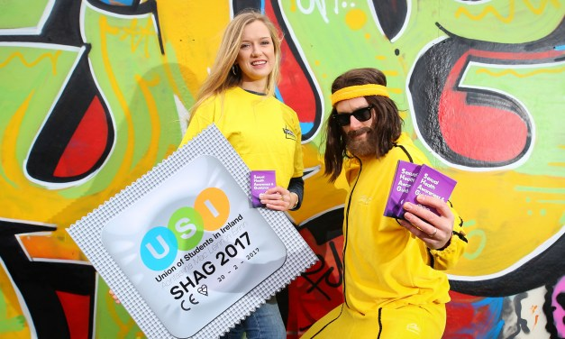 USI and HSE tell STIs to SHAG off