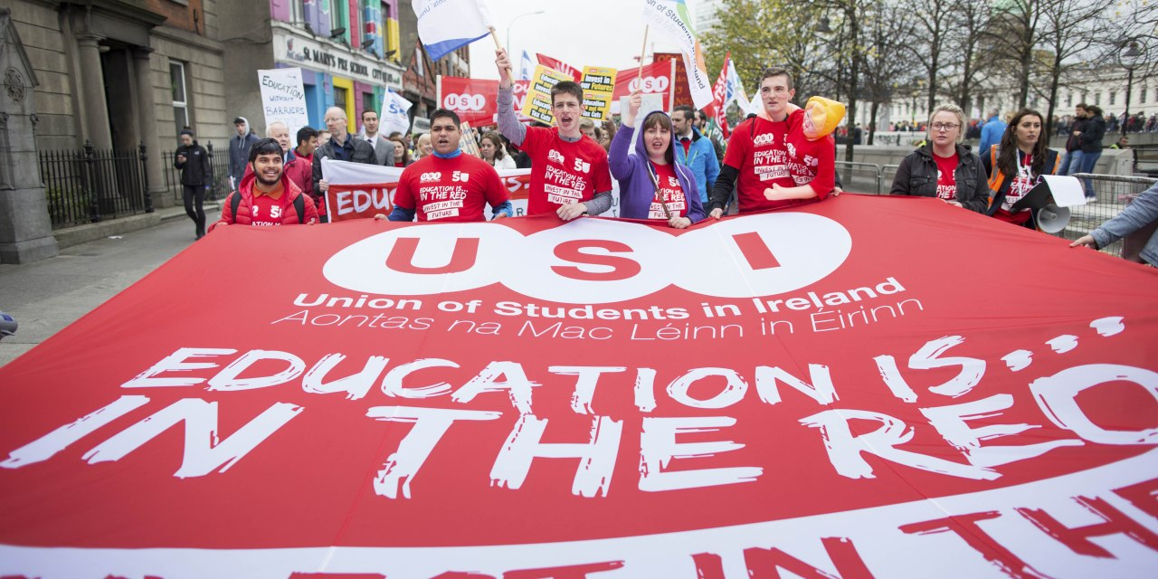 """Student loans are off the table"" – USI welcomes statement by Minister"