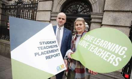 Student Teachers Placement Report Launched