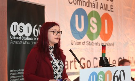 Lorna Fitzpatrick Elected President of the Union of Students in Ireland, 2019/2020