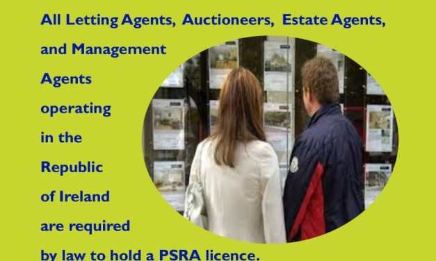 Avoid accommodation scams – ask for the PSRA licence.