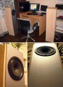 Fertige Akustik