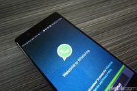 Resolusi 2017 WhatsApp, Bye Bye Ponsel Jadul