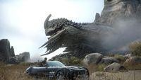 Bos Final Fantasy XV Baru Bisa Takluk 3 Hari?