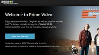 Pesaing Netflix Buatan Amazon Masuk Indonesia