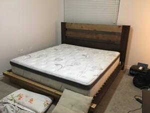 Olee Sleep 13 Inch Box Top Hybrid Gel Infused Memory Foam Innerspring Mattress King 1 Week Agoirving Tx