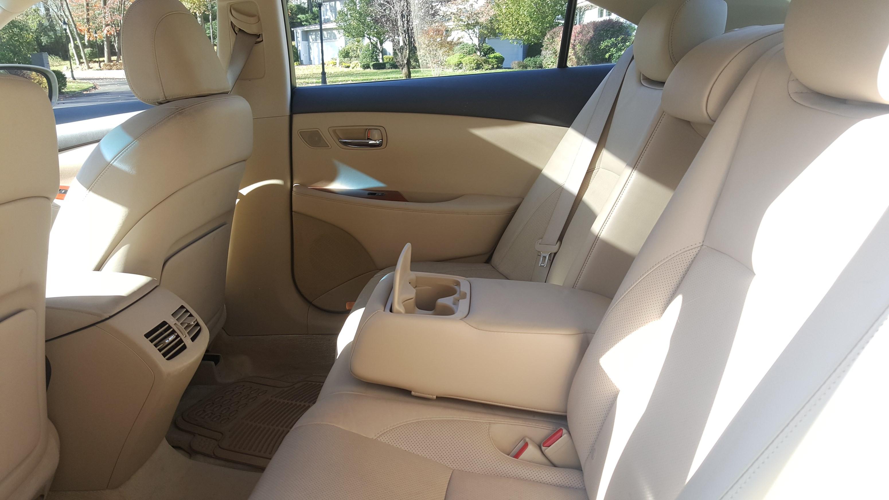 2007 Lexus ES 350 Ultra Luxury Package Used Lexus ES 350 Cars in