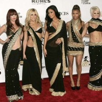 HOTTEST Photos EVER of Americans Wearing Indian