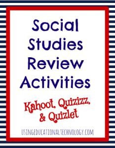 Review Activities