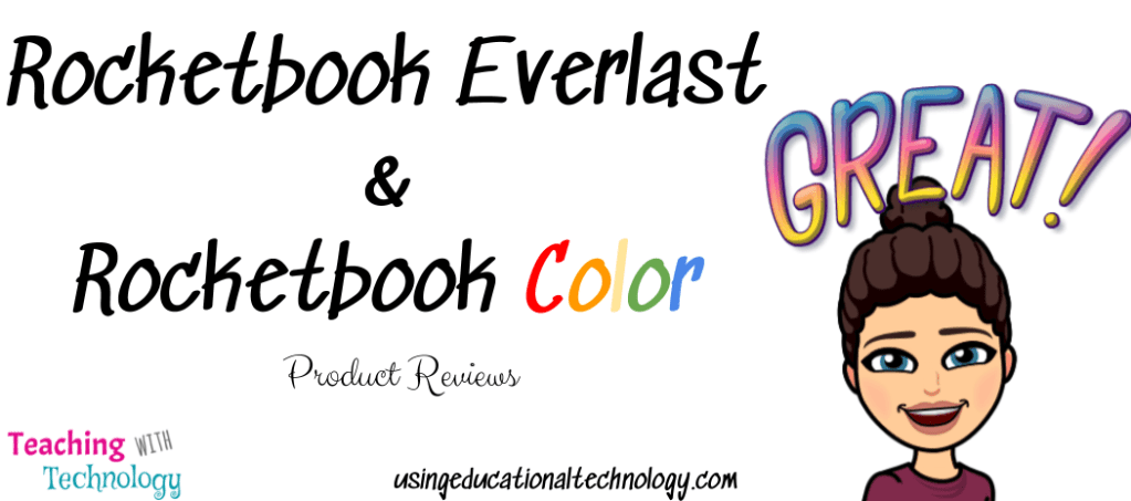 Rocketbook Everlast and Color: Product Review