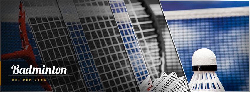 Badminton News aus der Badminton-Abteilung der UTSG