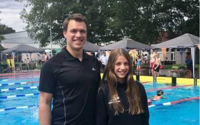 Hessenmeisterschaften der jüngeren Jahrgänge im Schwimmen