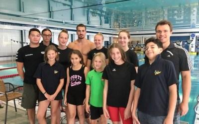 Usinger Schwimmer holen 9 Bezirksmeistertitel