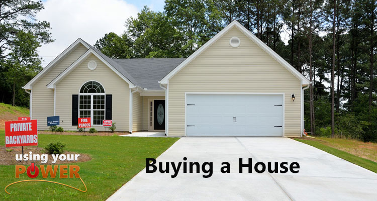 003 – Buying a House