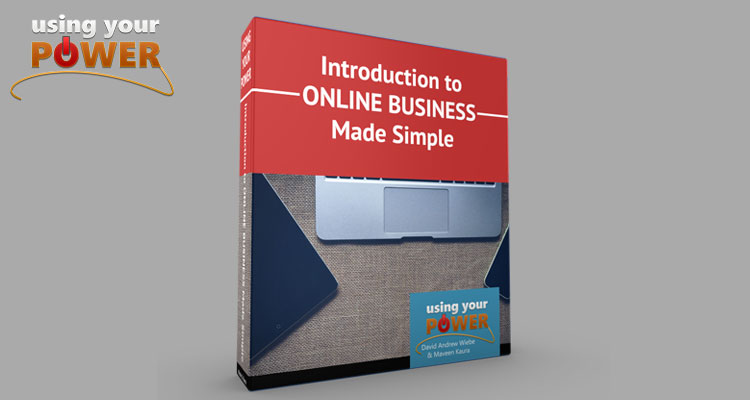 New Audio Course: Introduction to Online Business Made Simple