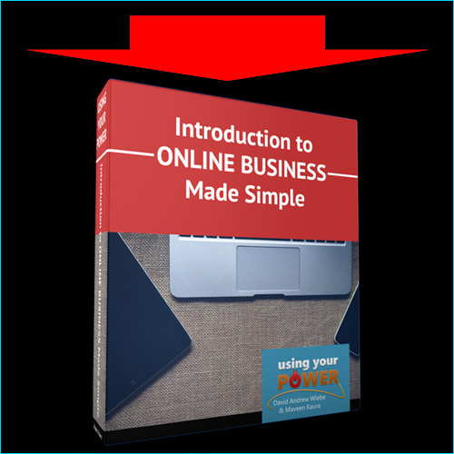 Introduction to Online Business Made Simple