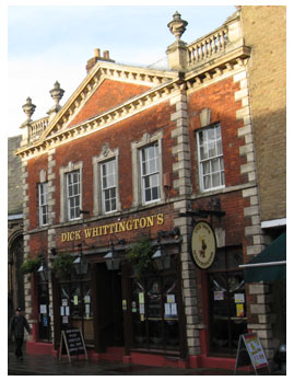 Dick Wittington's