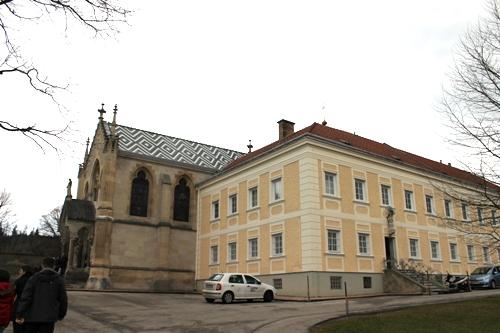Memorial Chapel, Mayerling