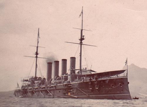 HMS Diadem (1896)