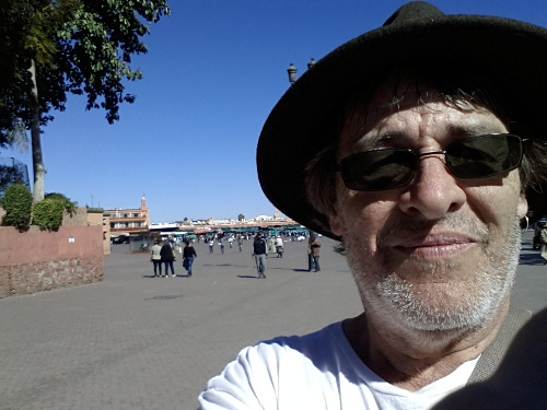 Bye bye, Marrakech