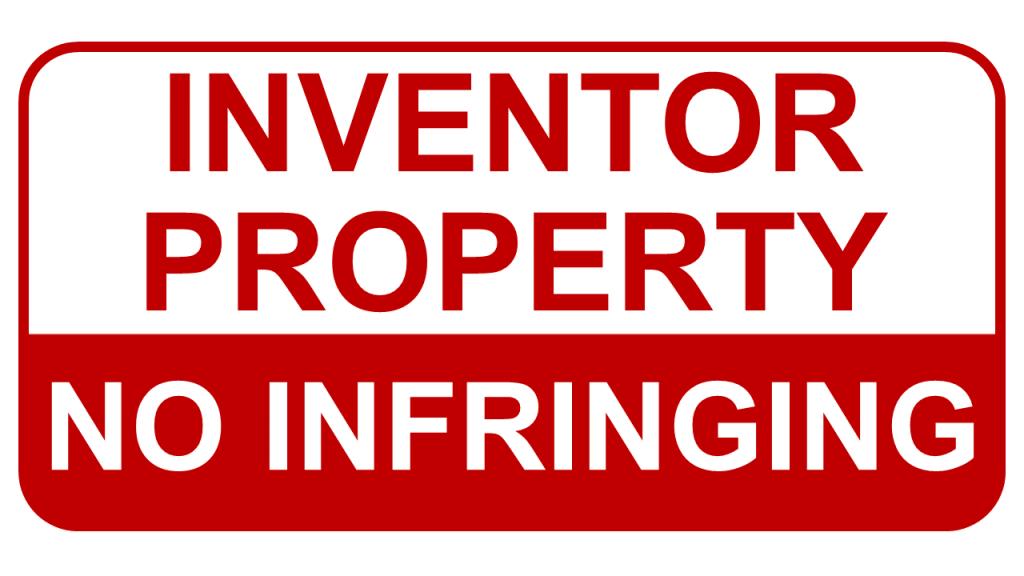 Inventor Property Sign - US Inventor
