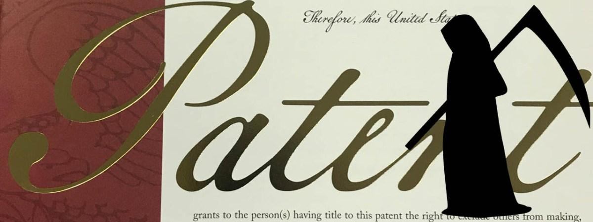 Decade of Stolen Dreams - Patent Death Squad