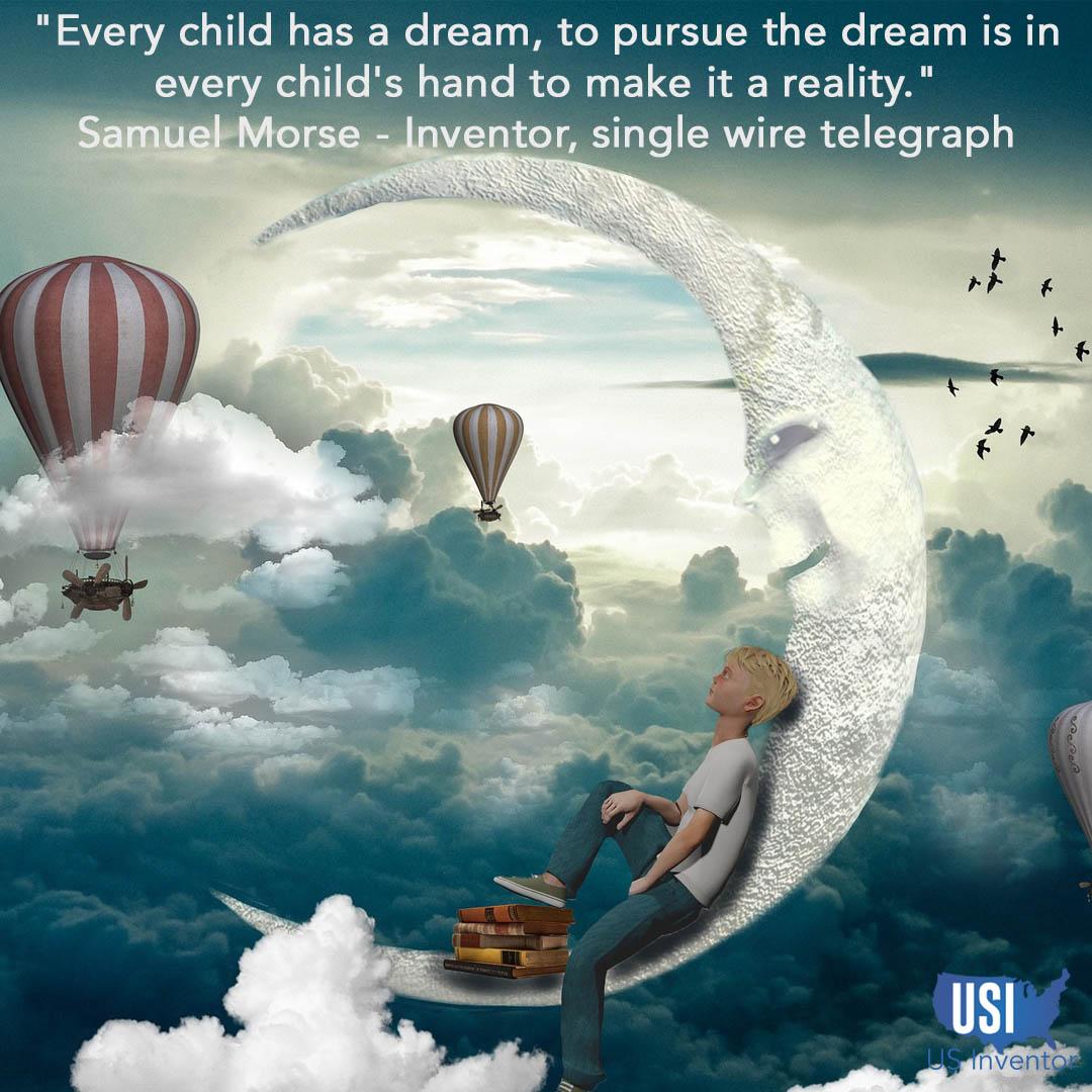 Inventions - Dream - Samuel Morse - US Inventor