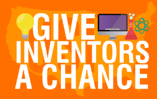 Give Inventors a Chance - USPTO - US Inventor