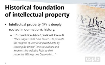 Historical Foundation - USPTO Expanding the Innovation Ecosphere - Small Inventor