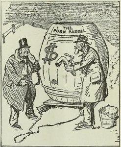 Inventor Activism - Legislative Pork Barrel