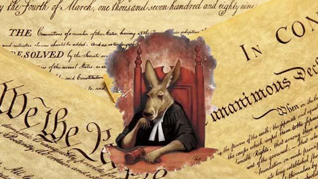 Kangaroo Court - Constitution - Declaration