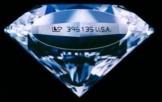 LKI Laser Inscribed Diamond