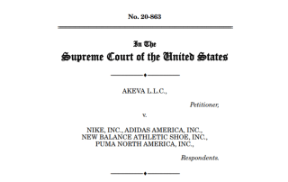 Amicus Brief filed in Akeva v Nike patent battle - US Inventor