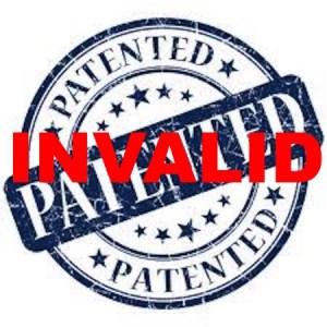 PATENT-INVALID