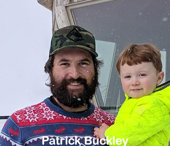 Patrick Buckley - DODOCase Inventor 350