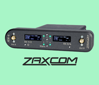 RX4 wMRX - Zaxcom