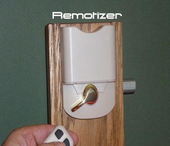 Remotizer - door remote control