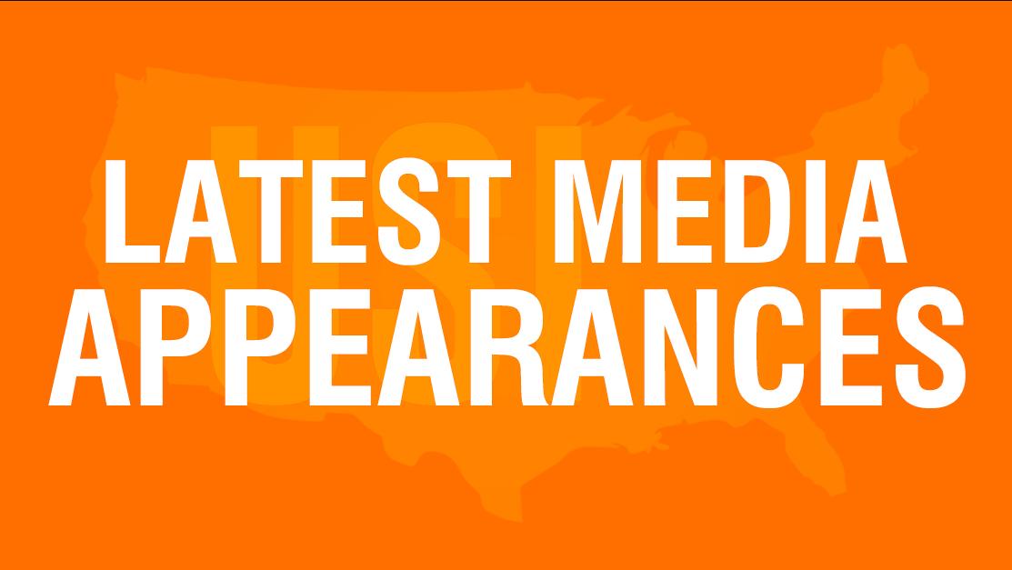 US Inventor latest media appearances