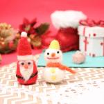 クリスマスツリーの飾りを手作り 折り紙とフェルトで作った物が簡単