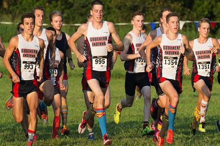 Cross country sets pace for season