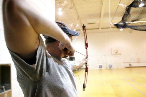 Aim, release, follow through: archery club continues to grow, open for all