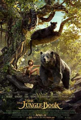 'Jungle Book' oddly casted